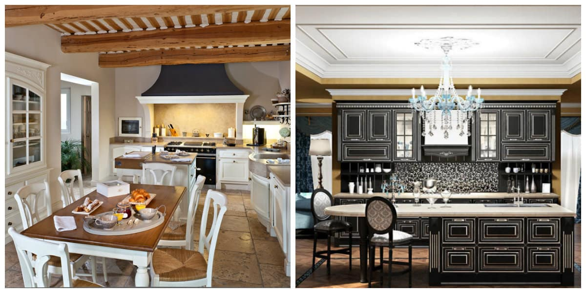 Decoracion estilo provenzal- cocinas de moda