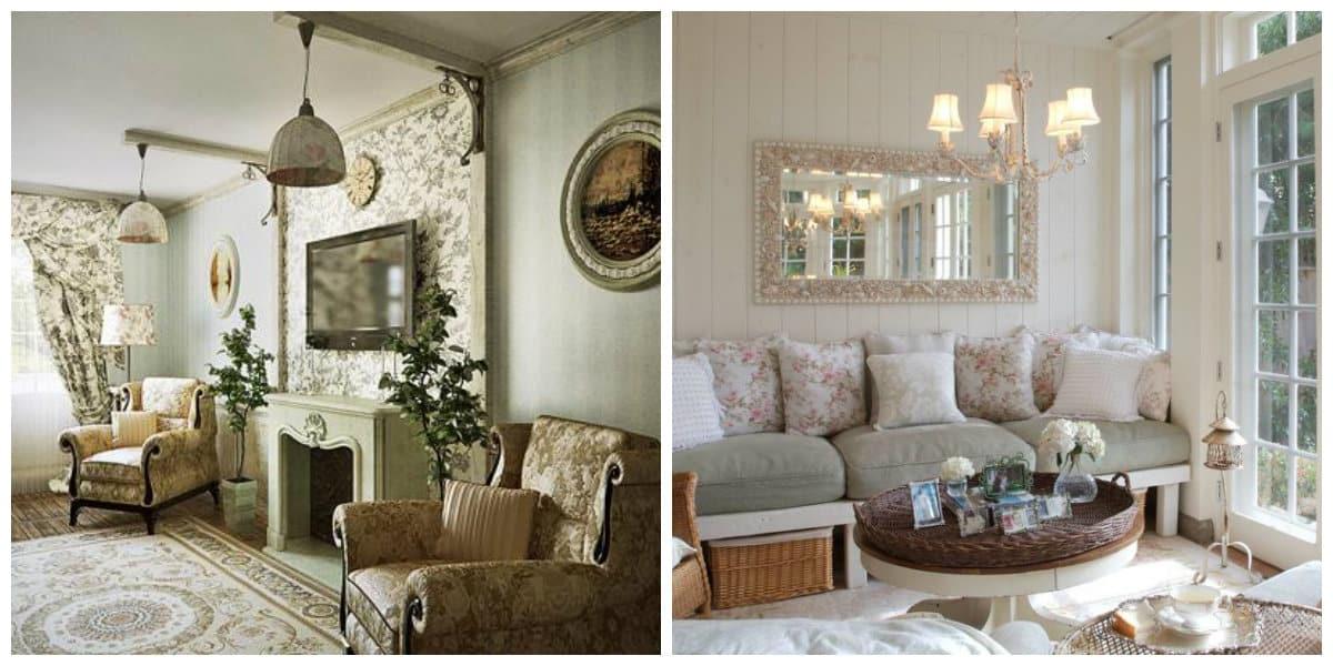 Decoracion estilo provenzal- muebles de dormitorios