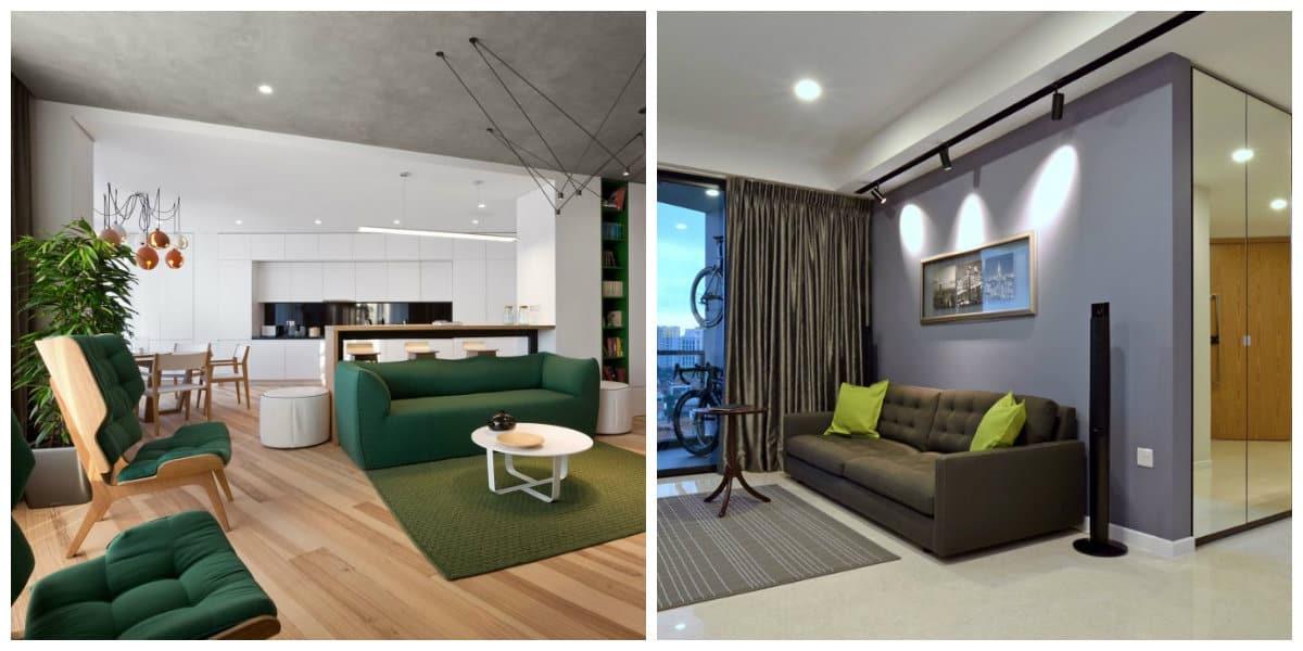 Departamentos minimalistas- ideas perfectas