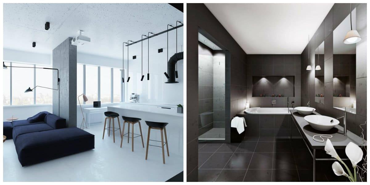 Departamentos minimalistas- muebles adecuados