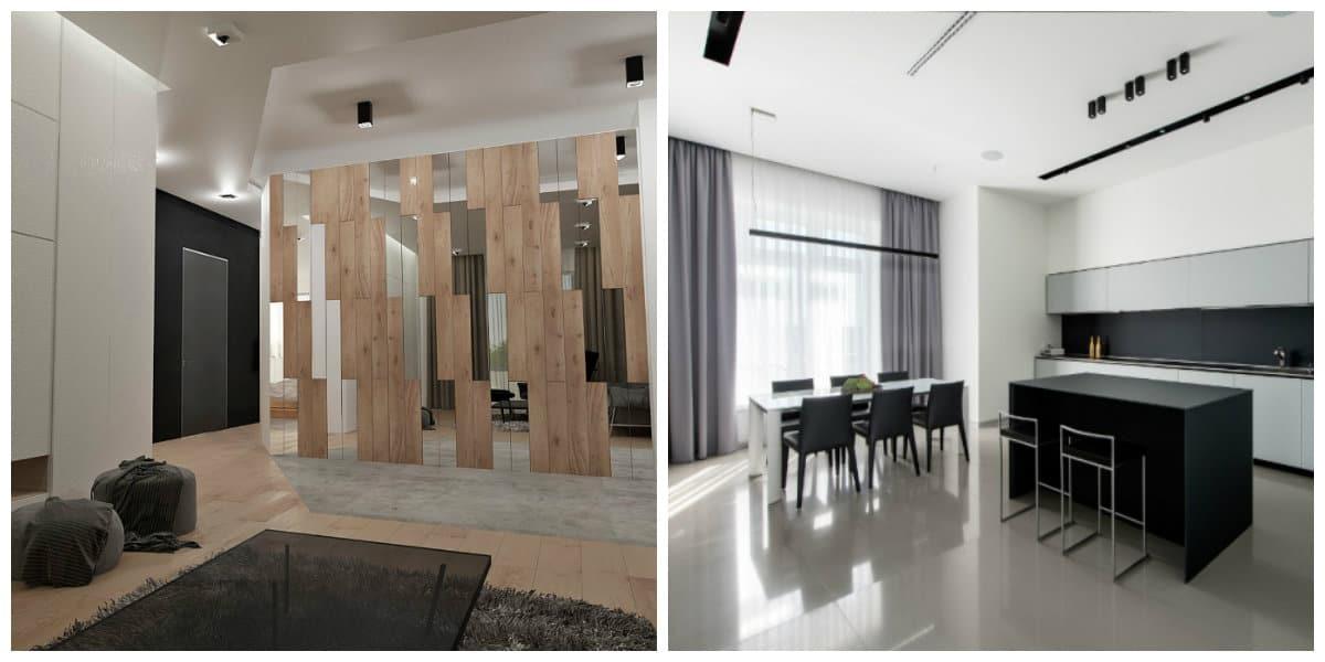 Departamentos minimalistas- decoracion moderna