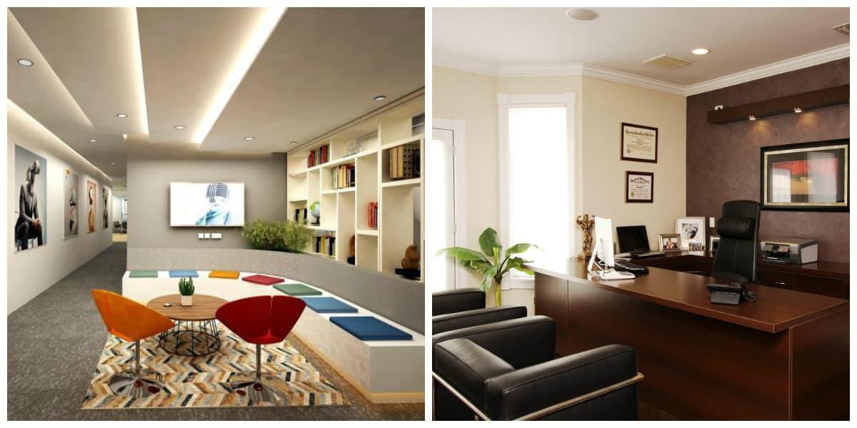 Diseño interior de oficinas: Las opciones de diseño y selección de ...
