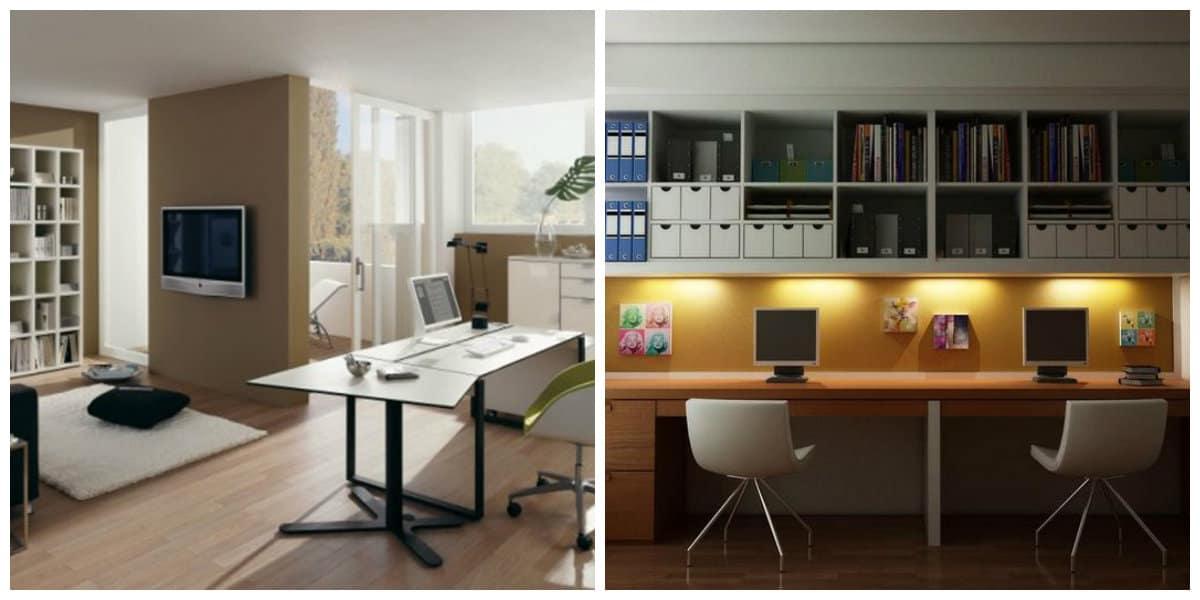Diseño interior de oficinas- como amueblar tu oficina de moda