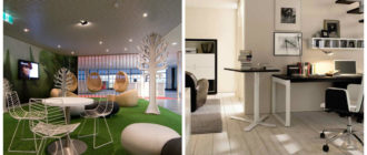Diseño interior de oficinas- ideas e imagenes muy modernas