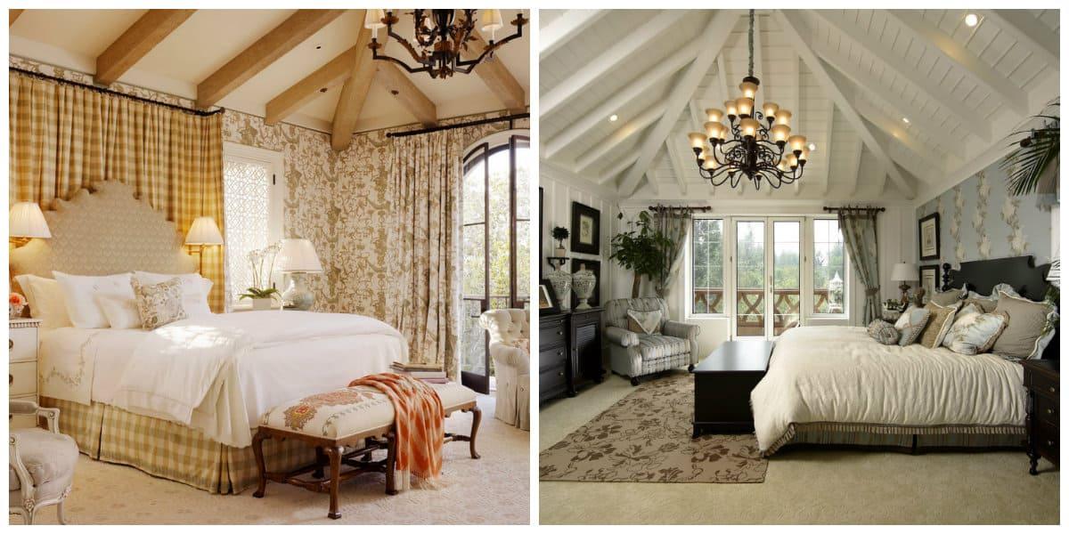 Dormitorio estilo ingles- tendencias principales