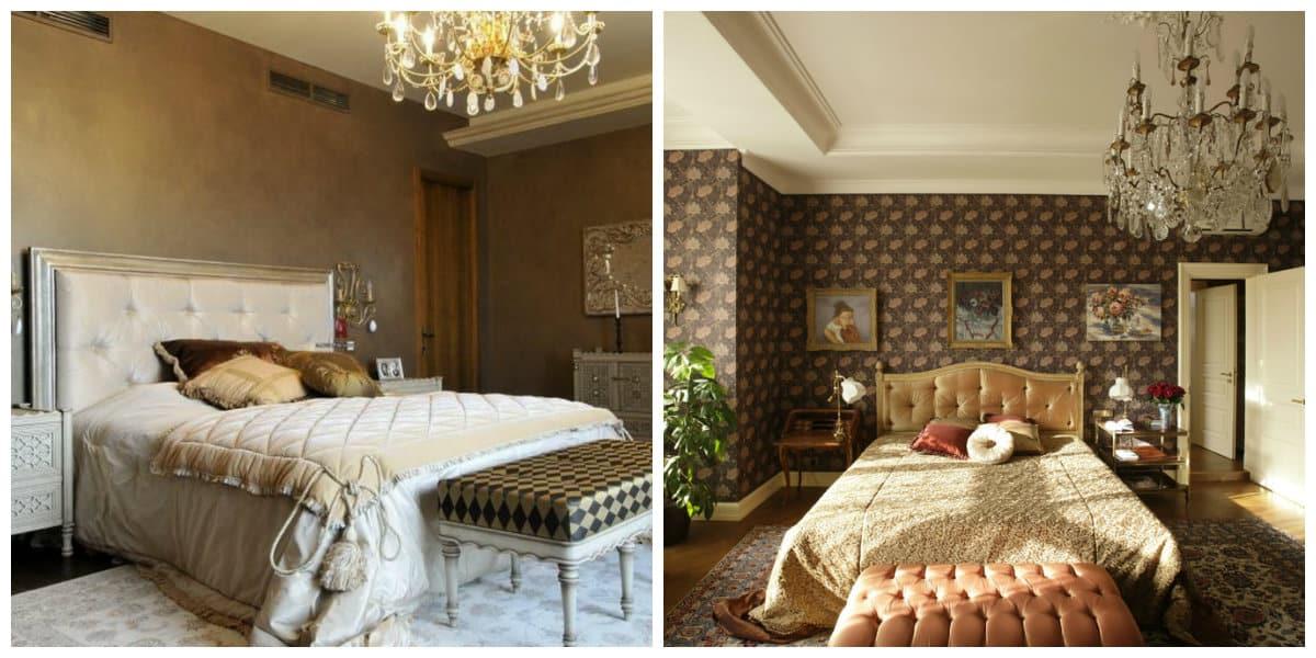 Dormitorio estilo ingles- muebles adecuados