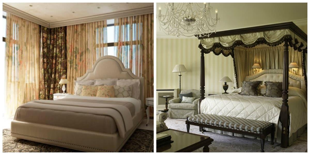 Dormitorio estilo ingles- estilos muy de moda