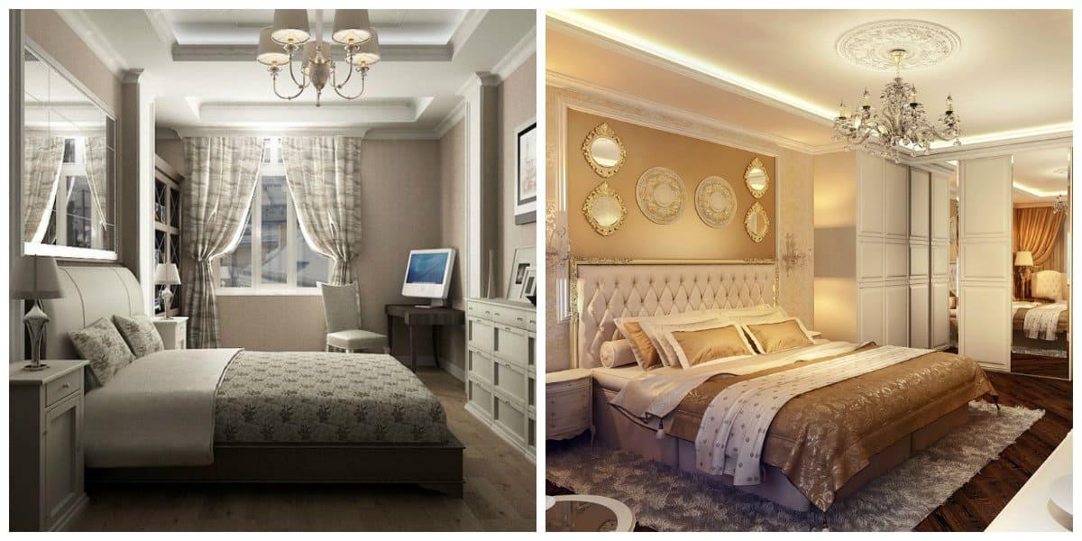 Dormitorios neoclasicos- tendencias principales
