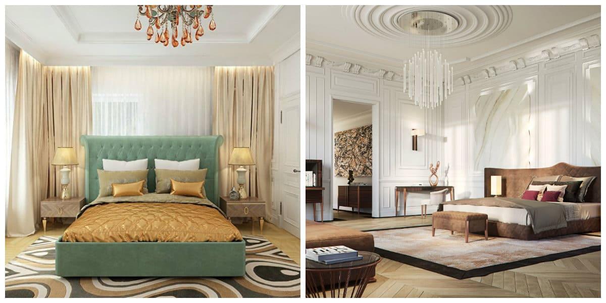 Dormitorios neoclasicos- ideas extravagantes