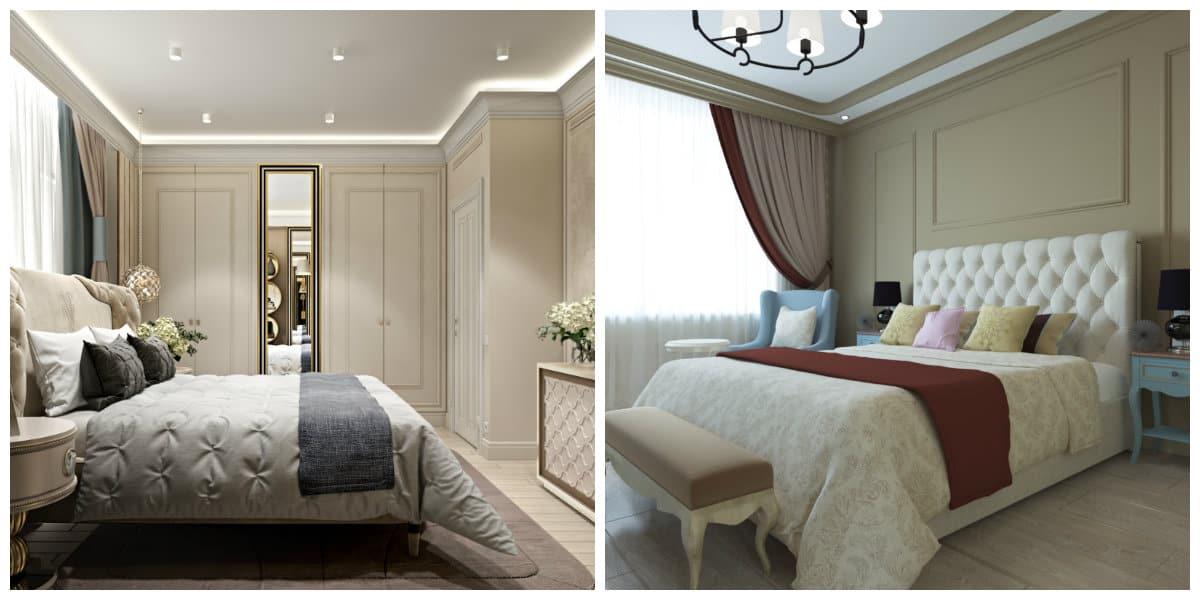 Dormitorios neoclasicos- muebles para tu habitaicon