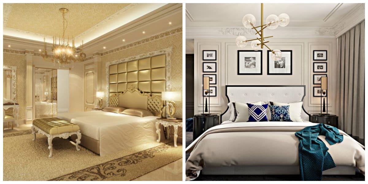 Dormitorios neoclasicos- habitaciones clasicas