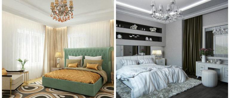 Dormitorios neoclasicos- como ordenar los muebles