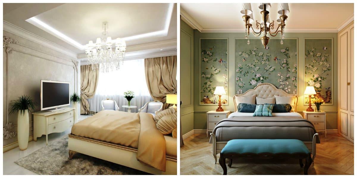 Dormitorios neoclasicos- techo de tu habitacion