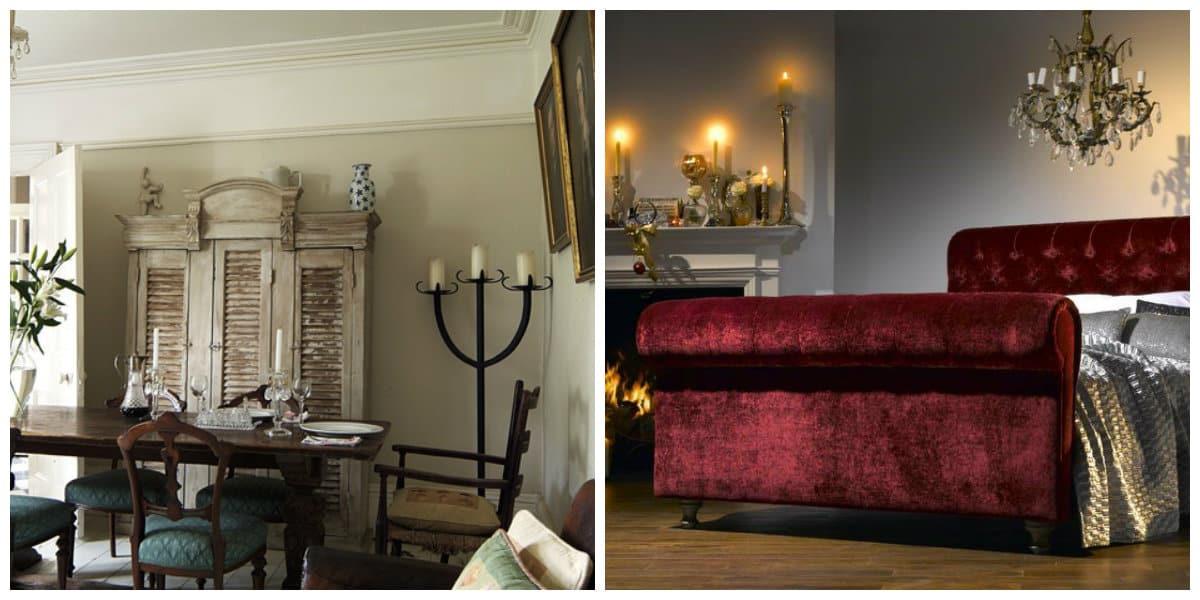 Muebles estilo ingles- ideas para tu apartamento
