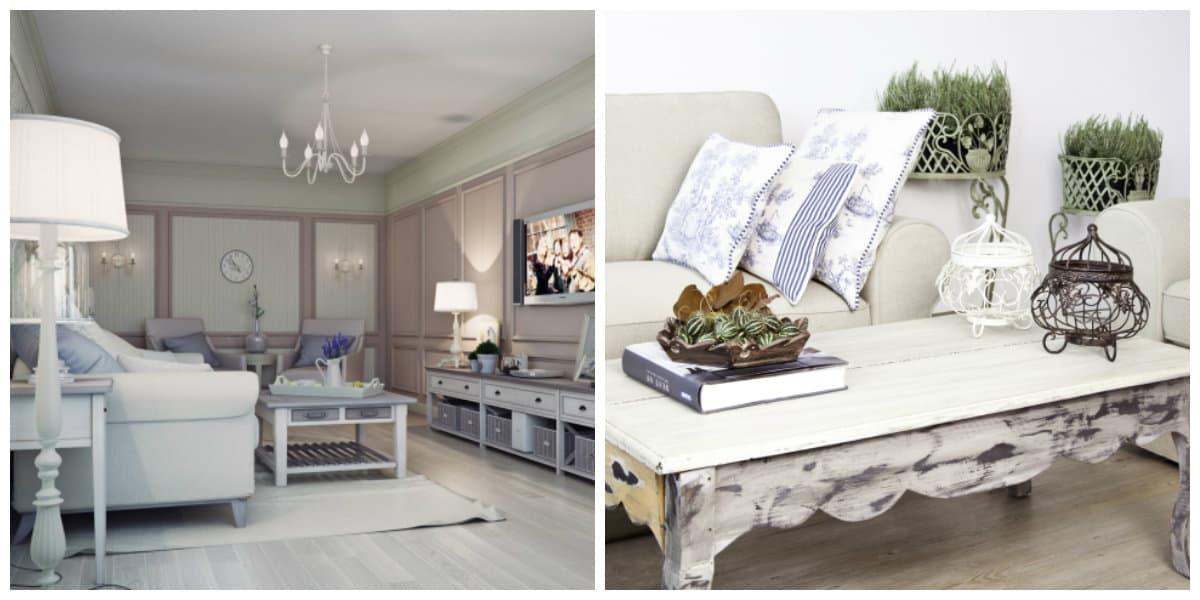 Muebles estilo provenzal- ideas muy modernas