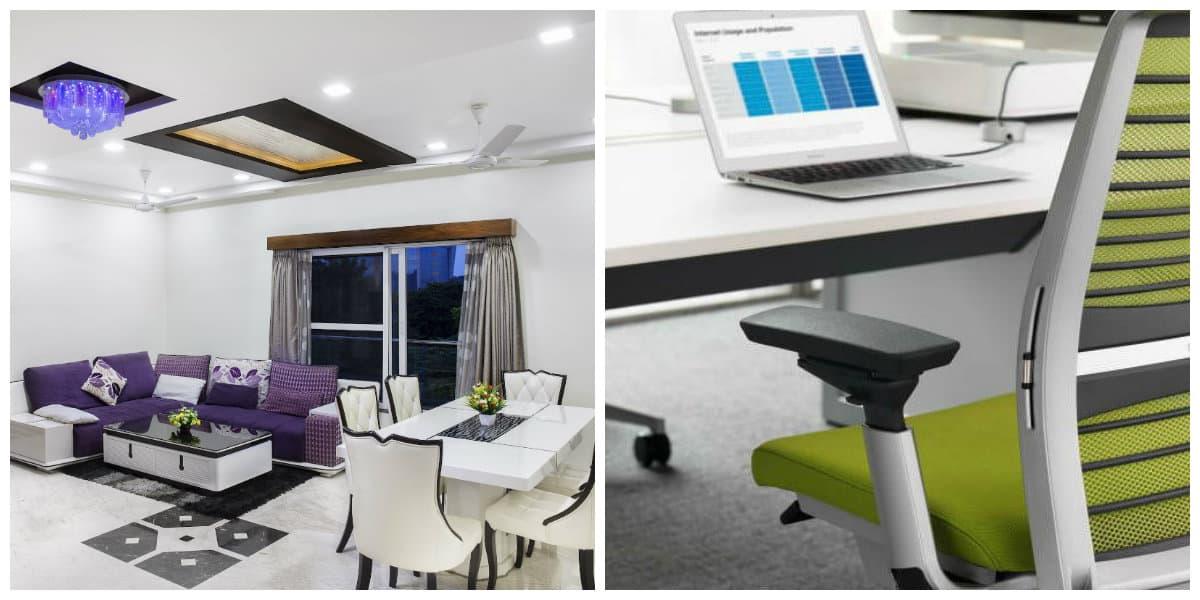 Muebles high tech- technicas altas para casa