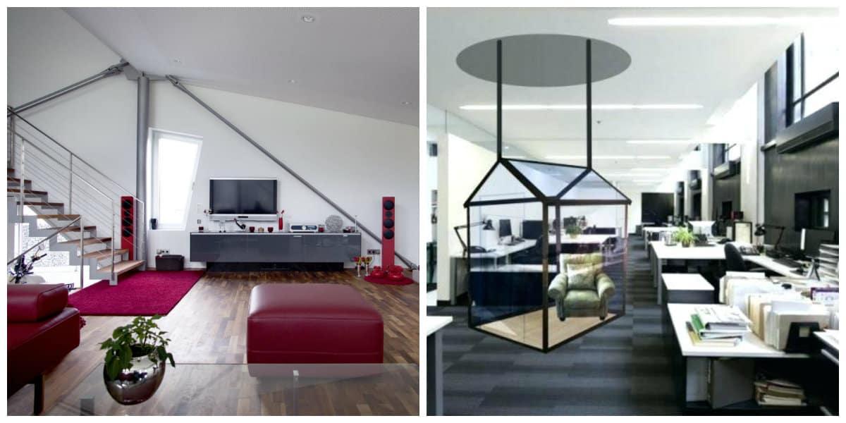 Muebles high tech- soluciones diferentes de moda