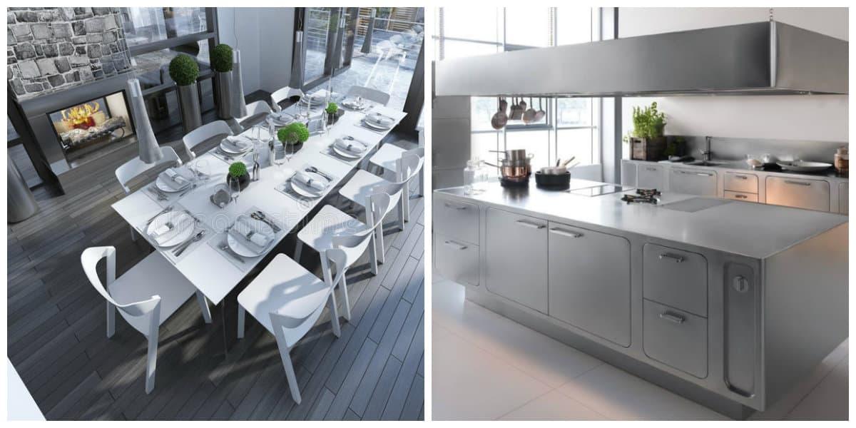 Muebles high tech- cocinas modernas en alta tecnologia