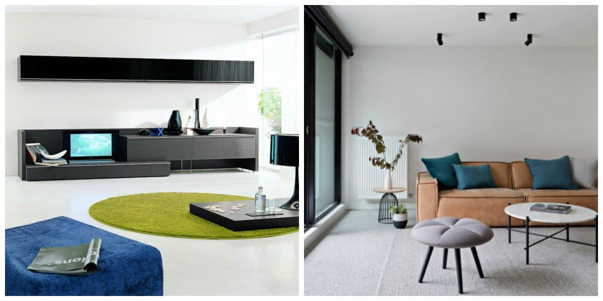Muebles minimalistas- tendencias principales