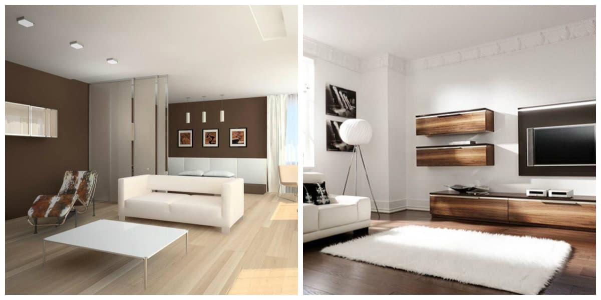 Muebles minimalistas- decoracion moderna