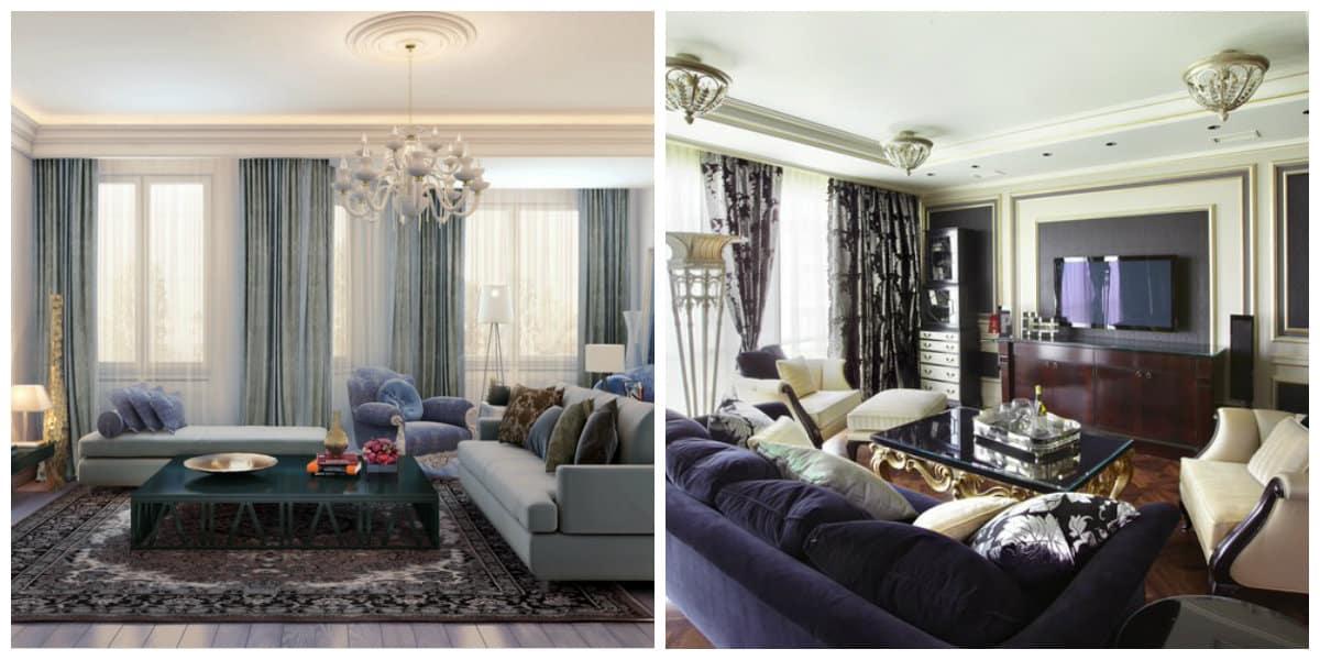 Muebles neoclasicos- tendencias pirncipales de moda