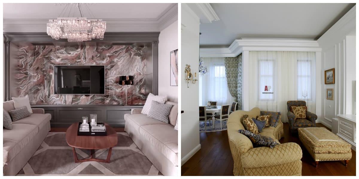 Muebles neoclasicos- salone sde disenos modernos