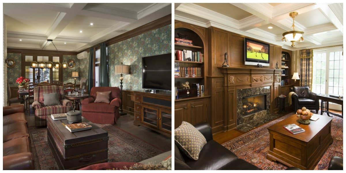 Decoracion inglesa interiores fabulous mejores ideas - Estilo ingles decoracion interiores ...