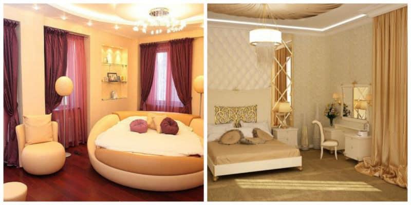Cortinas para dormitorio 2019- colores calmantes
