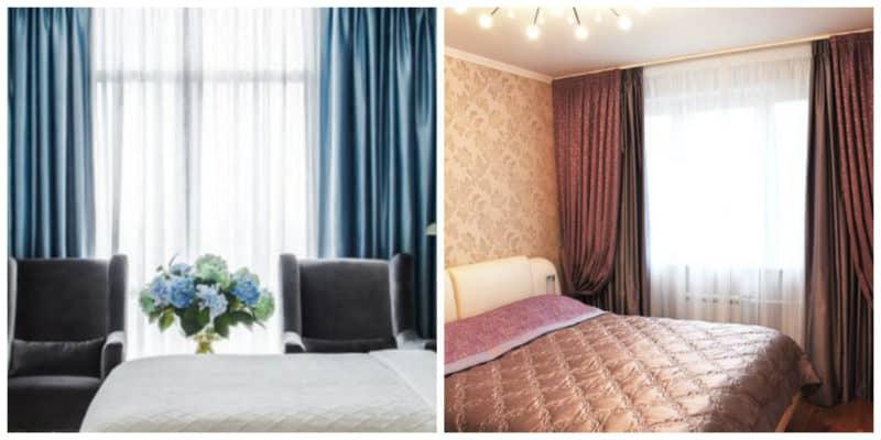 Cortinas para dormitorio 2019- imaganes de cortinas
