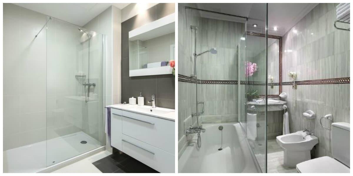 Cuartos de baño 2019- estilo antiguo e ingles