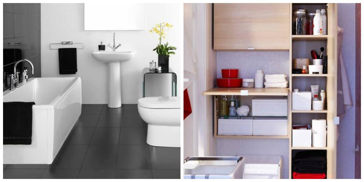Cuartos de baño 2019: Cómo crear un acogedor mini-SPA en apartamento