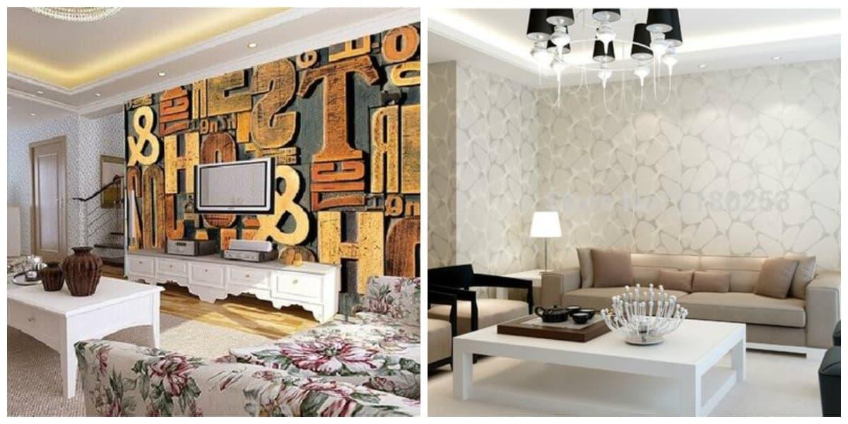 Papel tapiz 2019 - estilo loft en papel tapiz