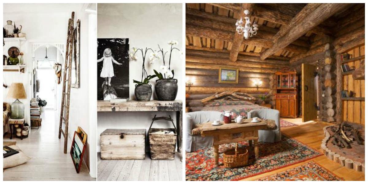 Interiores rusticos- como amueblar tu casa e moda