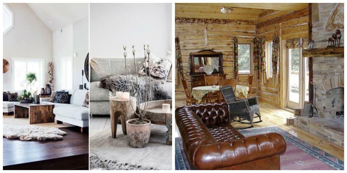 Interiores rusticos - decoracion moderna en tu casa