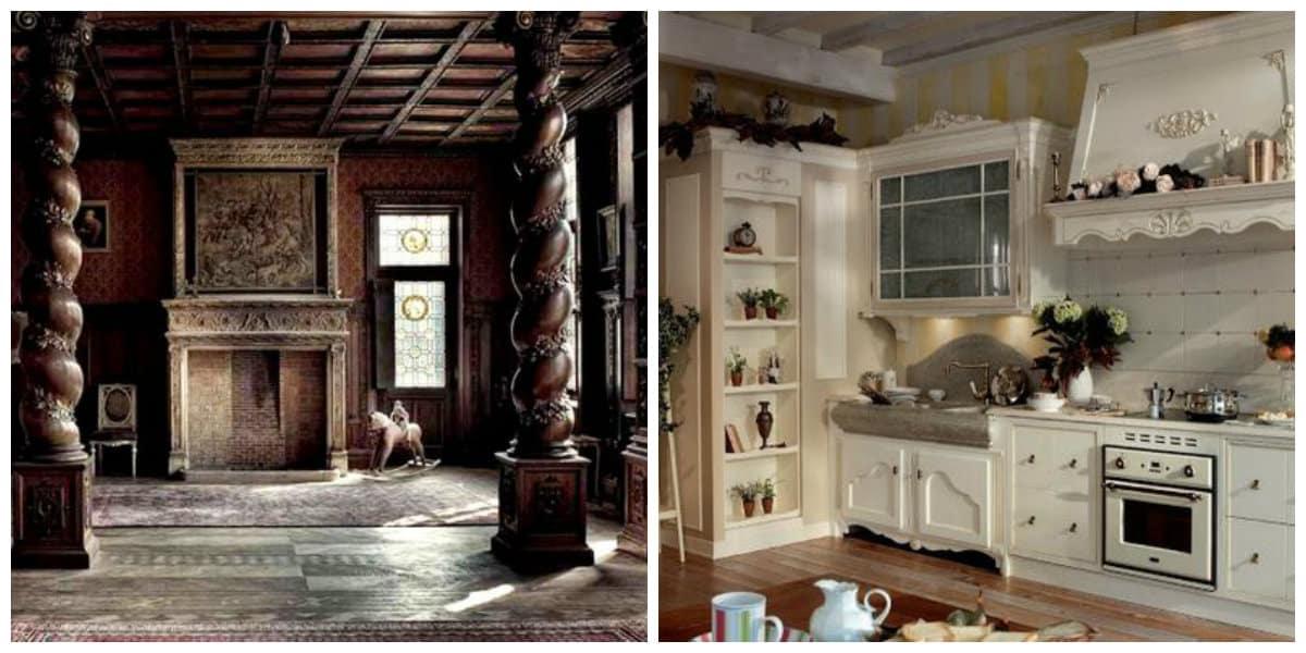 Interiores rusticos- tendencias principales de moda