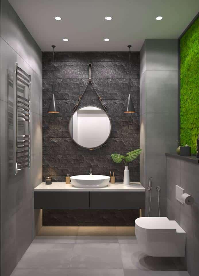 Azulejos para baños 2020 9 tendencias más originales del año