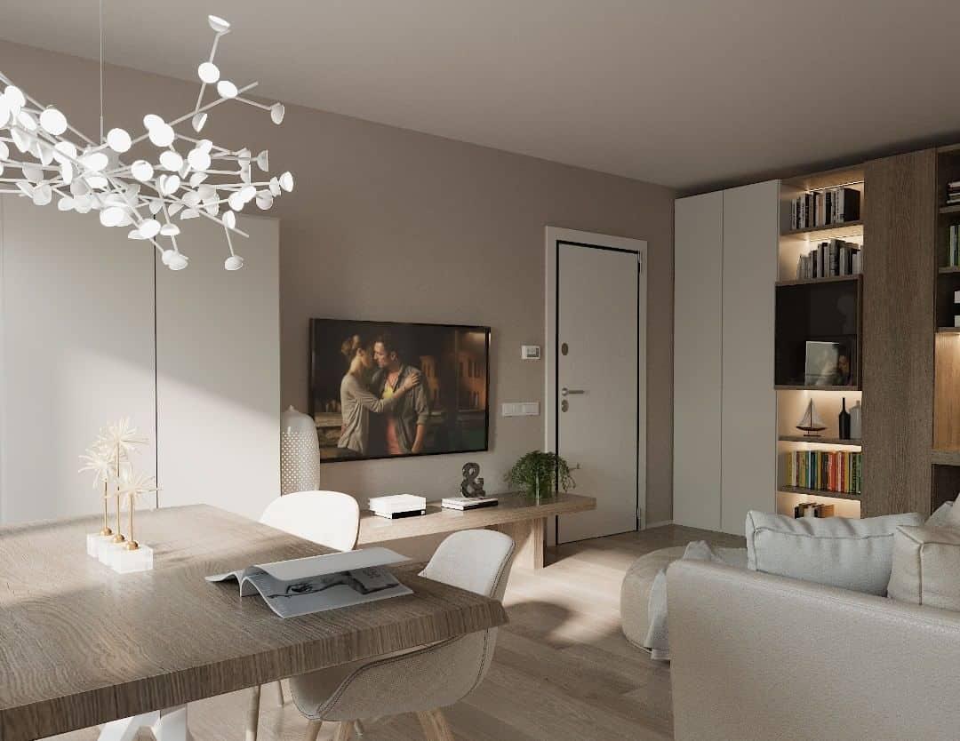 Diseño de casas 2020: Interiores de casas modernas 2020